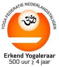 Logo Yoga Federatie